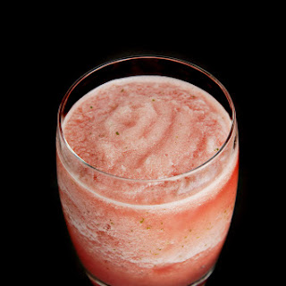 Watermelon Coconut Water Smoothie Recipe