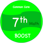7th Grade CCSS Math Boost