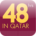 48 Hours in Qatar icon