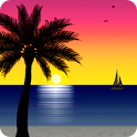 Sunrise Sunset Live Wallpaper icon