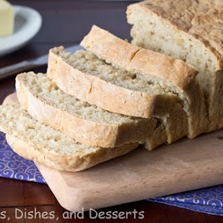 Classic Oatmeal Bread.
