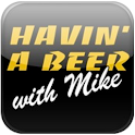 Havin' A Beer With Mike logo
