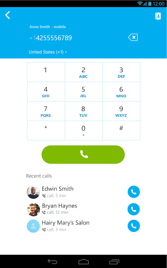 Download Skype - free IM & video calls for Android Devices free