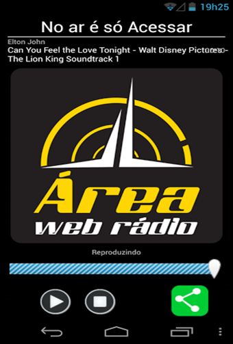 Area Web Rádio