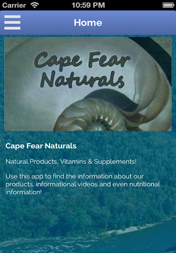 Cape Fear Naturals