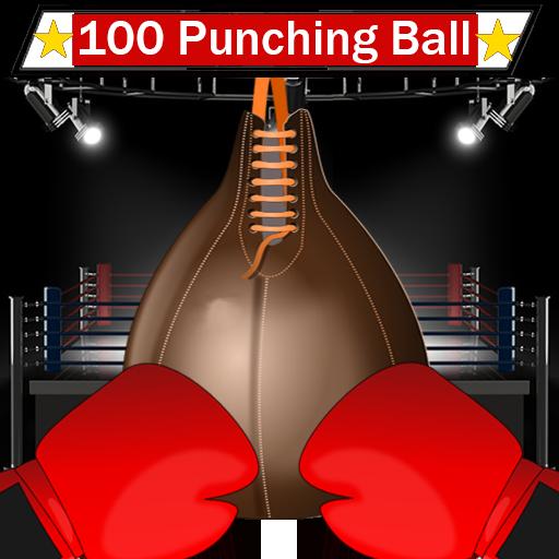100 Shoot Ball Virtual Boxing 模擬 App LOGO-硬是要APP
