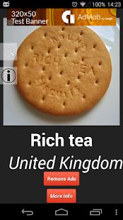 Cookies & Biscuits Dictionary