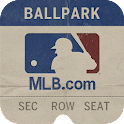 MLB.com At the Ballpark logo