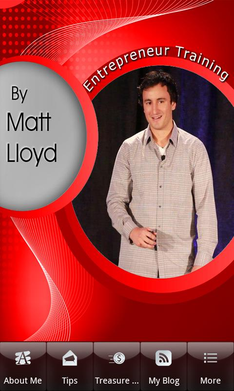 Matt Lloyd - screenshot