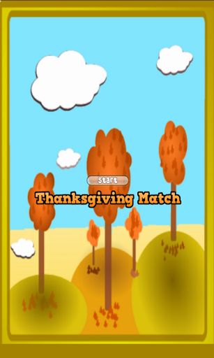 Turkey Match for Ages 4+ FREE