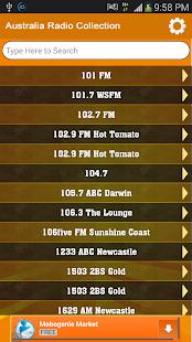 Australia Radio Collection