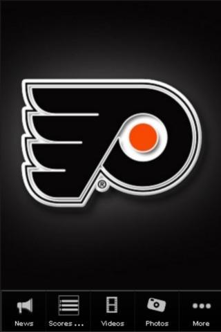 Philadelphia Flyers Fan App