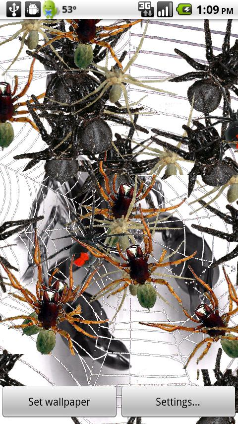 What are some current uses of the word Arachnophobia?