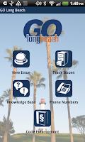 Screenshot of GO Long Beach