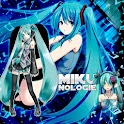 Girl Anime Hatsune Miku  Theme