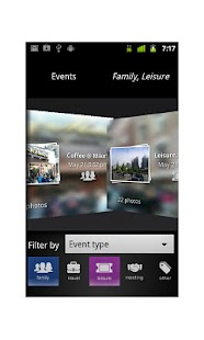 VisR - A Smart Photo Gallery - screenshot thumbnail