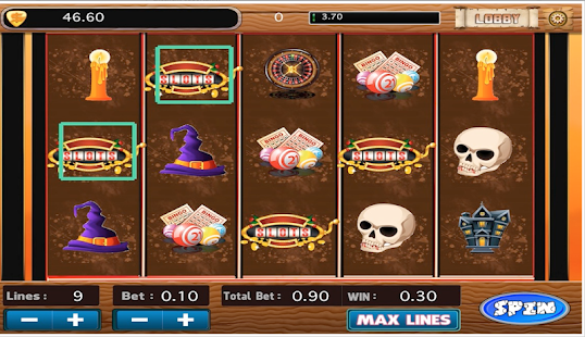 Game of Las Vegas Slot - HD - screenshot thumbnail