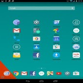 Galaxy S6 Launcher Theme