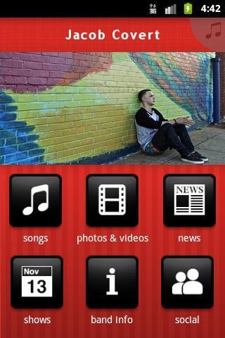 Jacob Covert- screenshot
