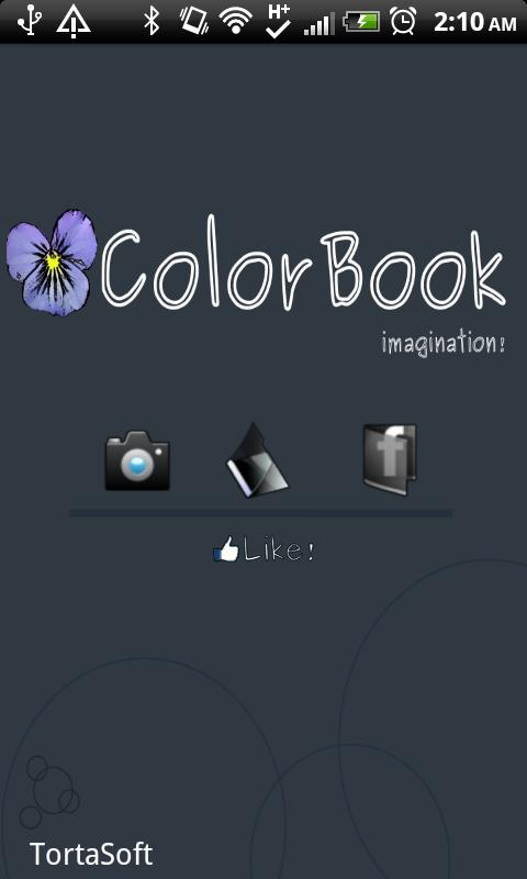 ColorBook Free - screenshot