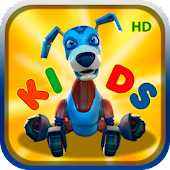 Kids puzzle: Robiki