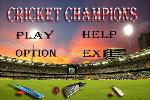 Cricket Champions Game 2