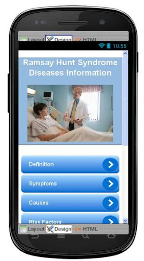 Ramsay Hunt Syndrome Disease