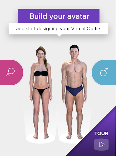 VirtualOutfits: Fashion Shop