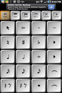 Remote Control for Sibelius- screenshot thumbnail