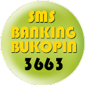 Bukopin SMS Banking icon