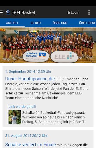 Schalke 04 Basketball