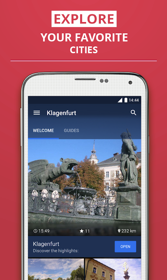 Klagenfurt Premium Guide- screenshot