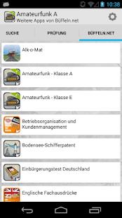 Amateurfunk - Klasse A - screenshot thumbnail