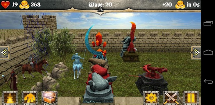 Gods and Towers apk