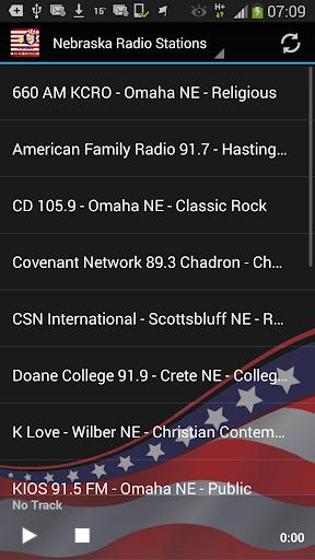 Nebraska USA Radio Stations