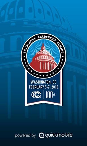 Legislative Summit App