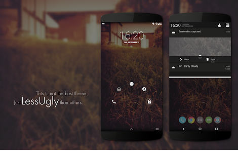 Colorphobe CM11/PA Theme v2.2.1