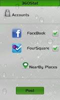 Screenshot of 360stat
