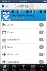 Holy Family Primary Granville Android Education