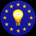 Testy z Unii Europejskiej logo