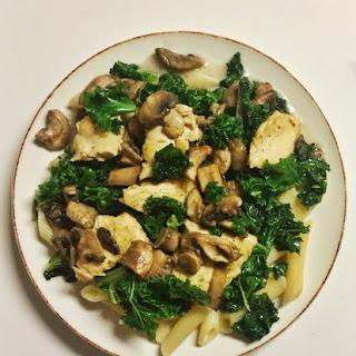 Chicken Mushroom Kale Recipes.