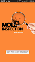 Screenshot of Free Mold Inspection App