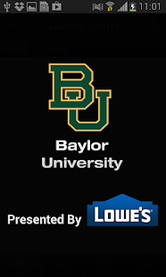 Baylor Bears Sports - screenshot thumbnail