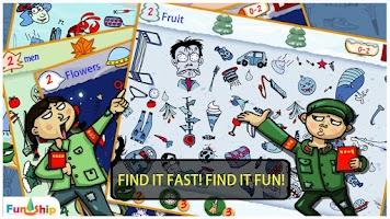 Screenshot of Find Something
