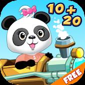 Lola Panda's Math Train 2 FREE