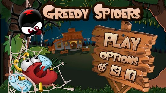 Greedy Spiders- screenshot thumbnail