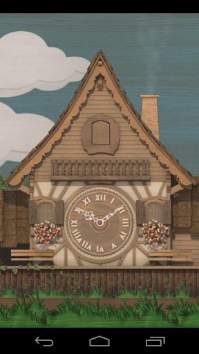Cuckoo Clock LWP