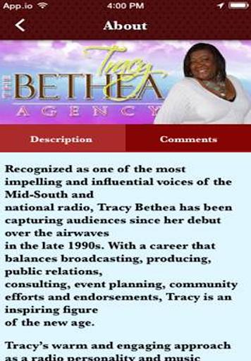 Tracy Bethea Agency