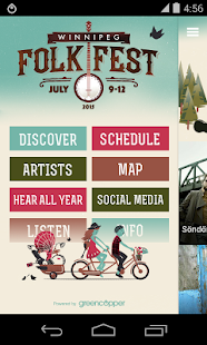 Winnipeg Folk Fest 2015 - screenshot thumbnail