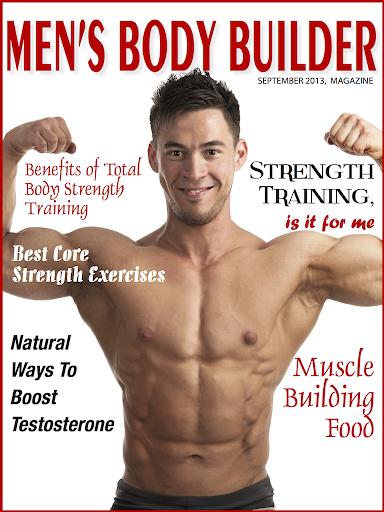 Men's Bodybuilder Magazine